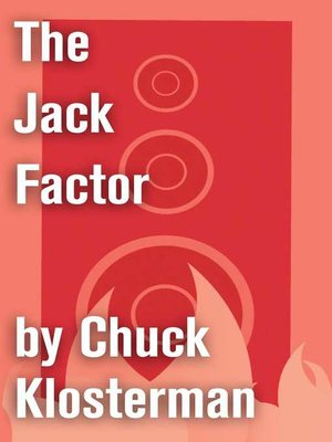 cover image of The Jack Factor