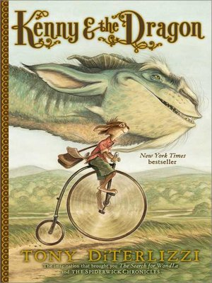 cover image of Kenny & the Dragon