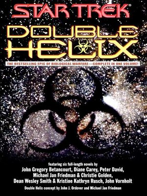 cover image of Double Helix Omnibus