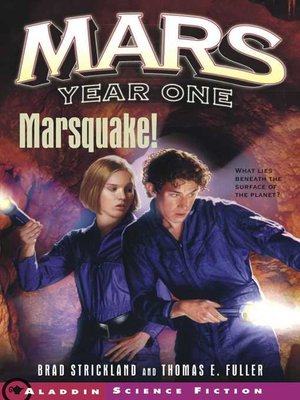 cover image of Marsquake!
