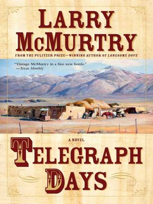 cover image of Telegraph Days