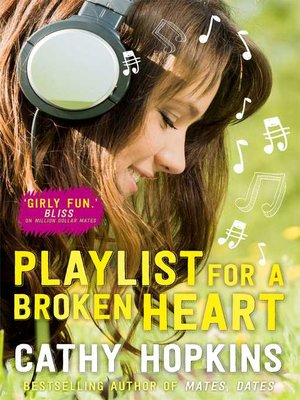 cover image of Playlist for a Broken Heart