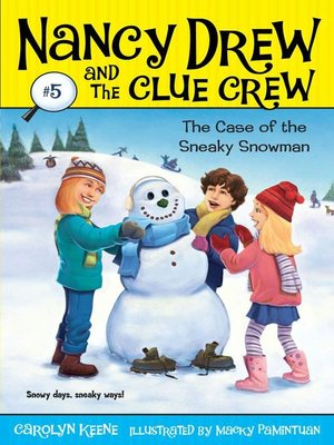 cover image of Case of the Sneaky Snowman