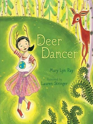cover image of Deer Dancer