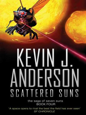 cover image of Scattered Suns