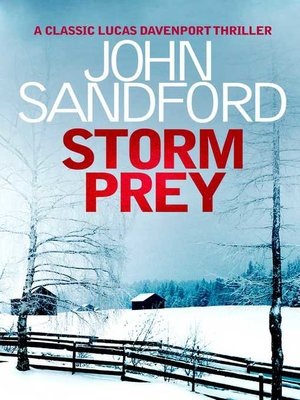 cover image of Storm Prey