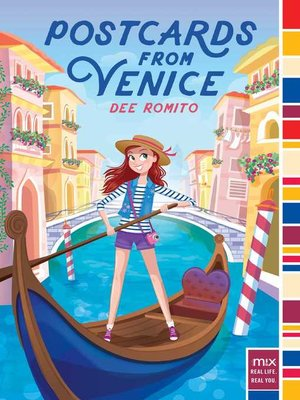 cover image of Postcards from Venice