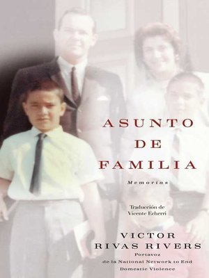cover image of Asunto de familia (A Private Family Matter)