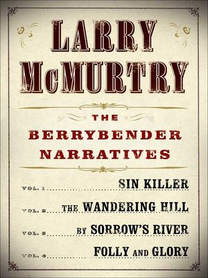 cover image of The Berrybender Narratives