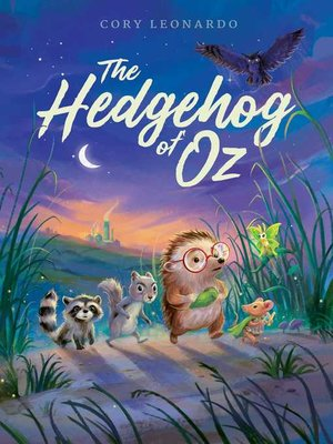 cover image of The Hedgehog of Oz