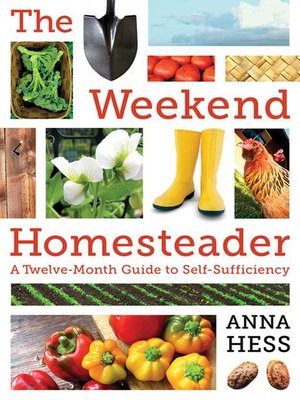 cover image of The Weekend Homesteader