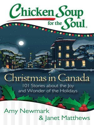 cover image of Christmas in Canada