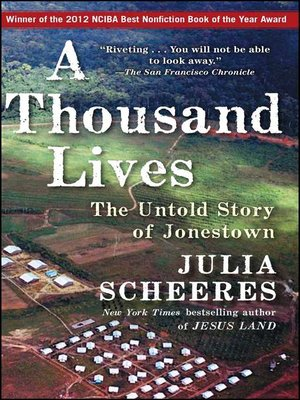 cover image of A Thousand Lives
