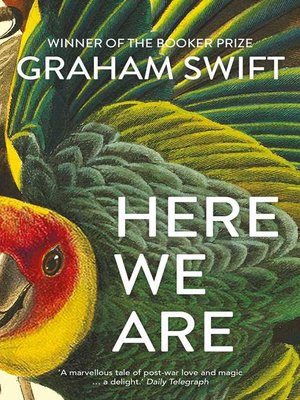 cover image of Here We Are