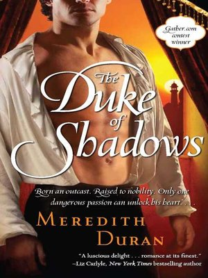 cover image of The Duke of Shadows