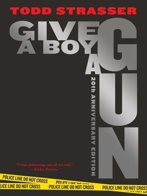 cover image of Give a Boy a Gun
