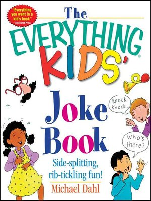 cover image of The Everything Kids' Joke Book