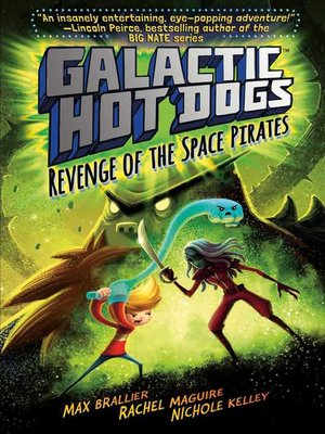 cover image of Galactic Hot Dogs 3