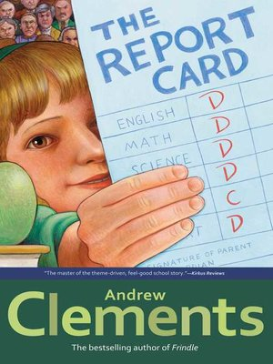 cover image of The Report Card