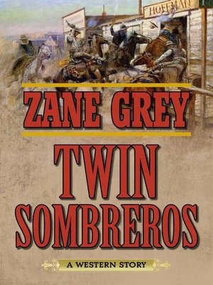 cover image of Twin Sombreros