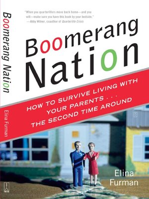 cover image of Boomerang Nation