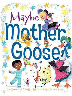 cover image of Maybe Mother Goose