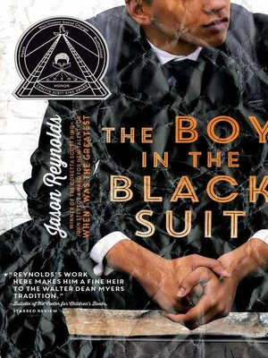 cover image of The Boy in the Black Suit