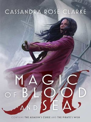 cover image of Magic of Blood and Sea