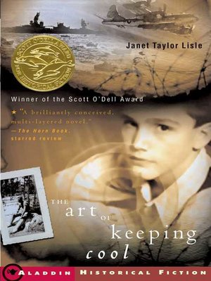cover image of The Art of Keeping Cool