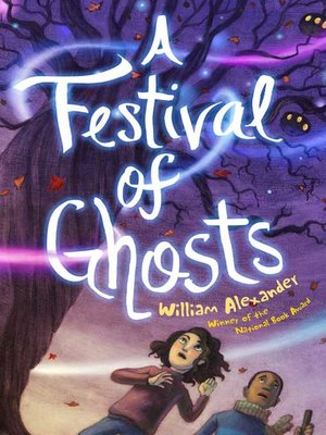 cover image of A Festival of Ghosts