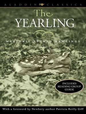 cover image of The Yearling