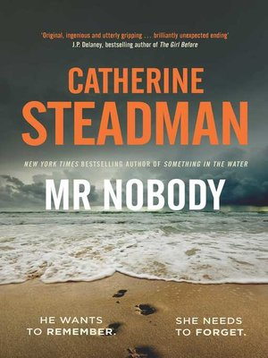 cover image of Mr Nobody