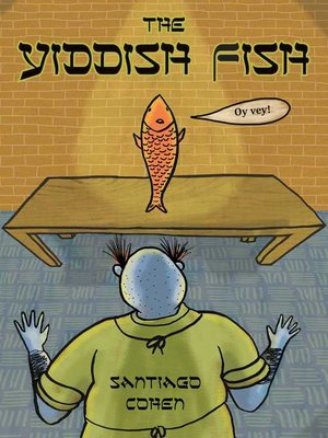 cover image of The Yiddish Fish