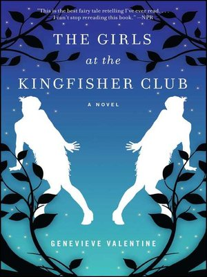 cover image of The Girls at the Kingfisher Club