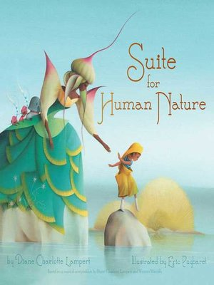 cover image of Suite for Human Nature