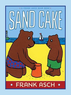 cover image of Sand Cake