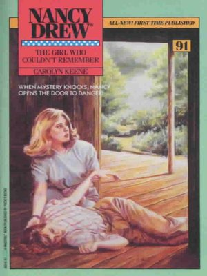 cover image of The Girl Who Couldn't Remember