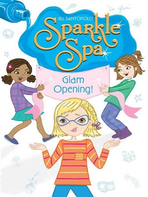 cover image of Glam Opening!