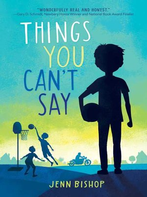 cover image of Things You Can't Say