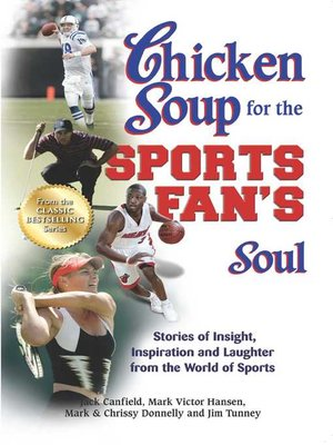 cover image of Chicken Soup for the Sports Fan's Soul