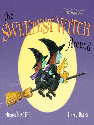 cover image of The Sweetest Witch Around