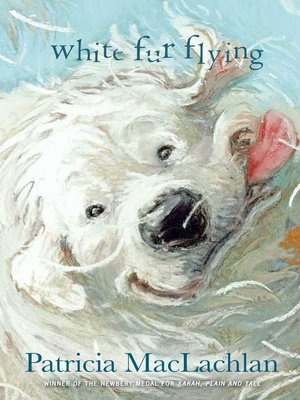 cover image of White Fur Flying