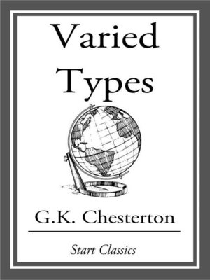 cover image of Varied Types