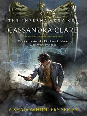 cover image of The Infernal Devices