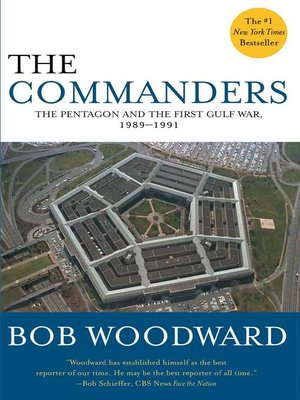 cover image of The Commanders