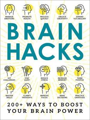 cover image of Brain Hacks