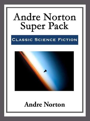 cover image of Andre Norton Super Pack