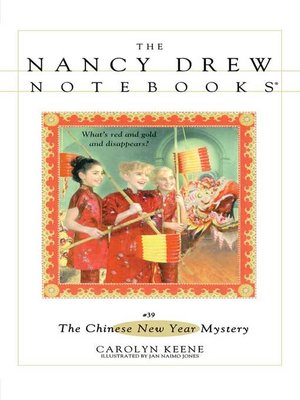 cover image of The Chinese New Year Mystery