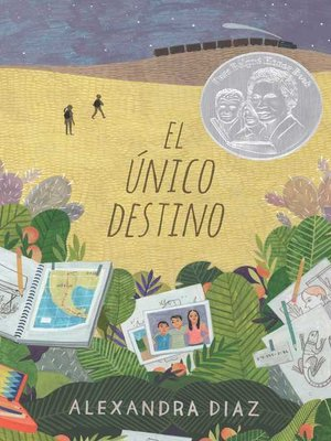 cover image of El único destino (The Only Road)