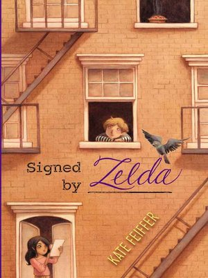 cover image of Signed by Zelda